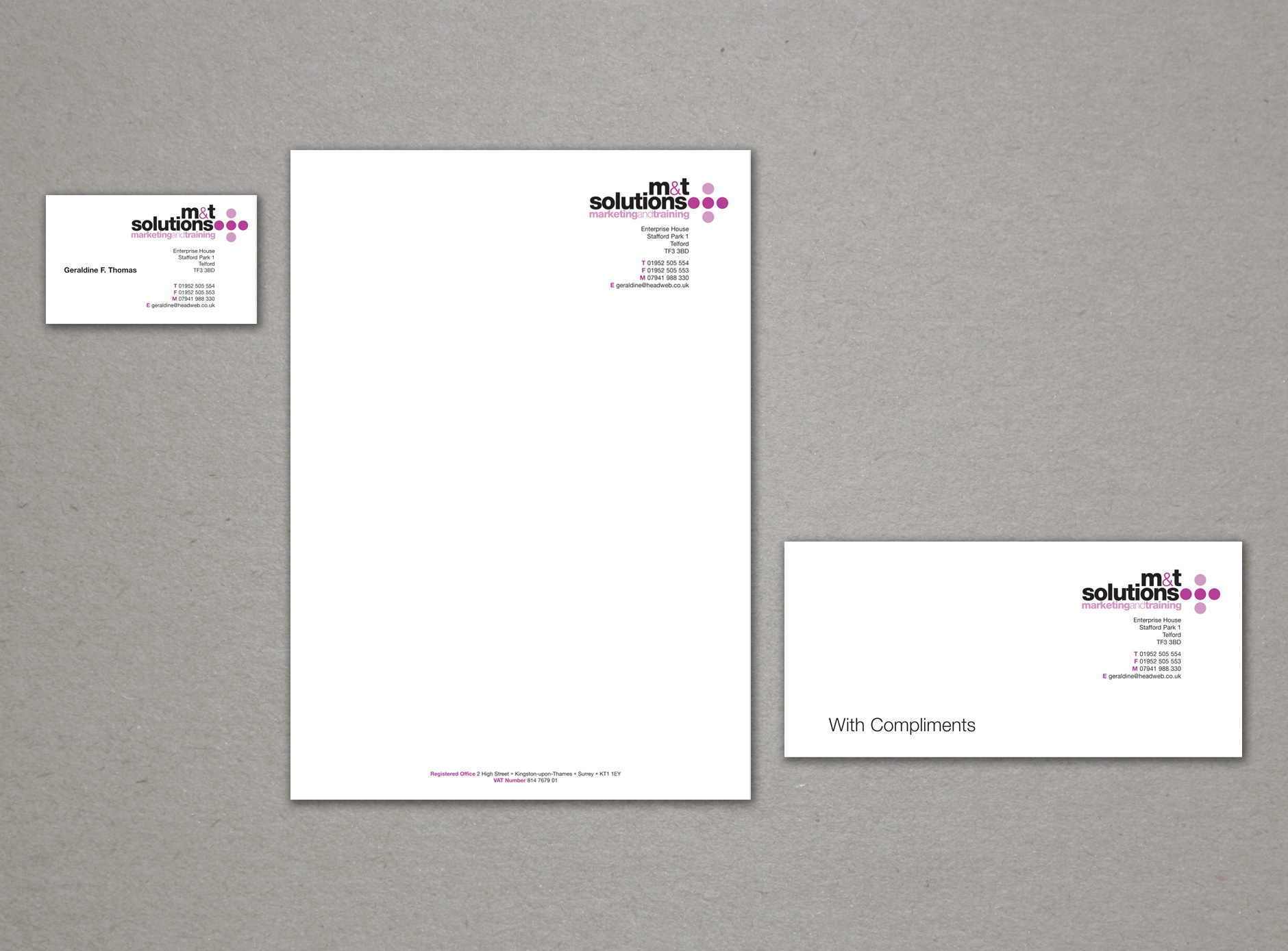 M&T Solutions identity
