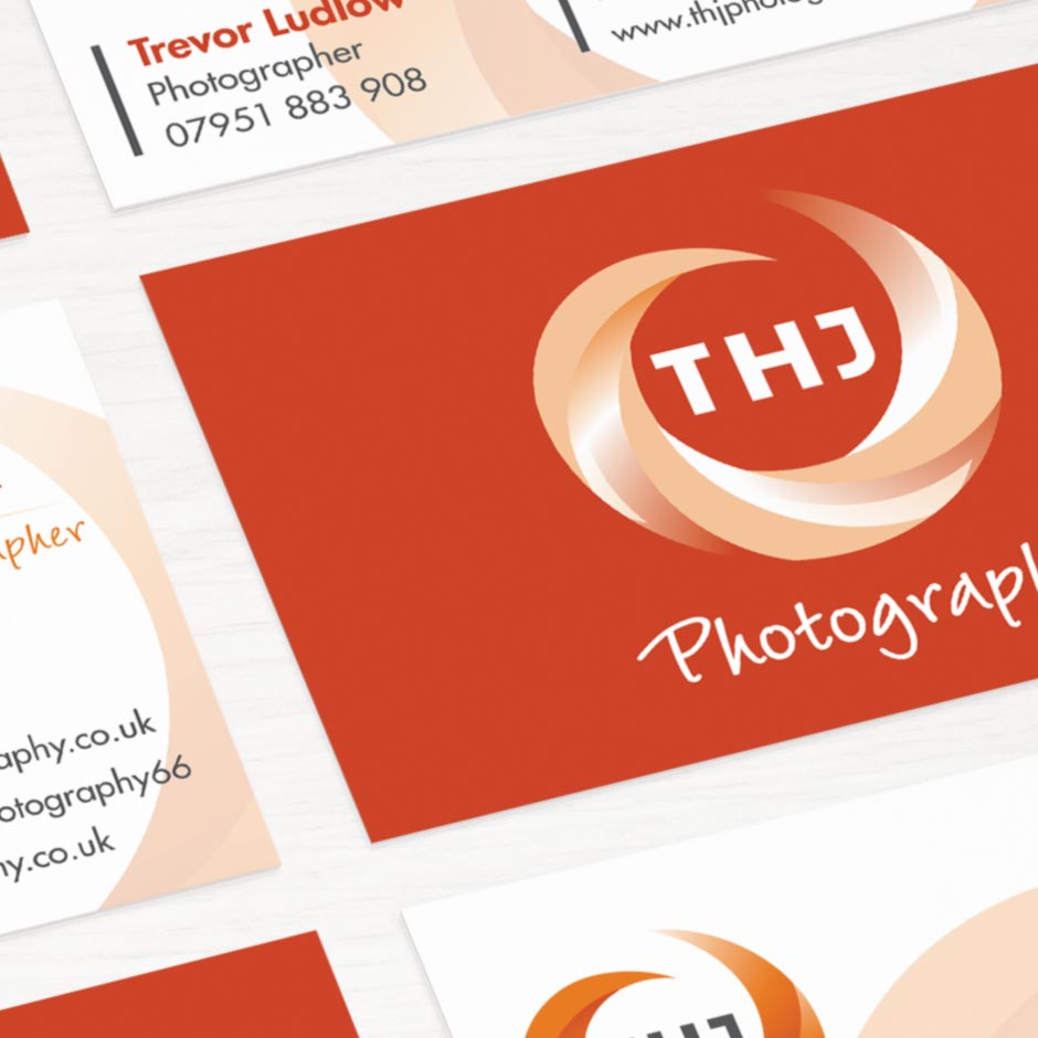 THJ Photography identity